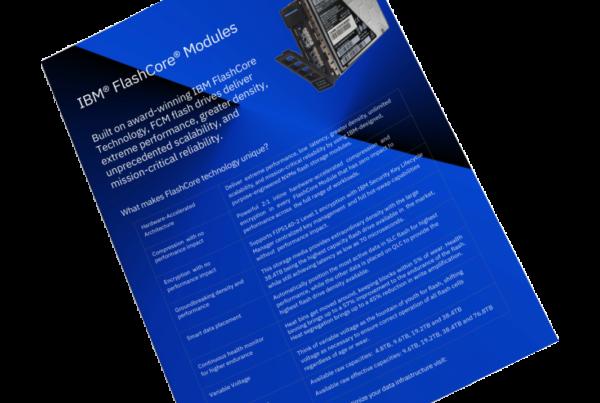 ExtraVar - IBM FlashCore Modules